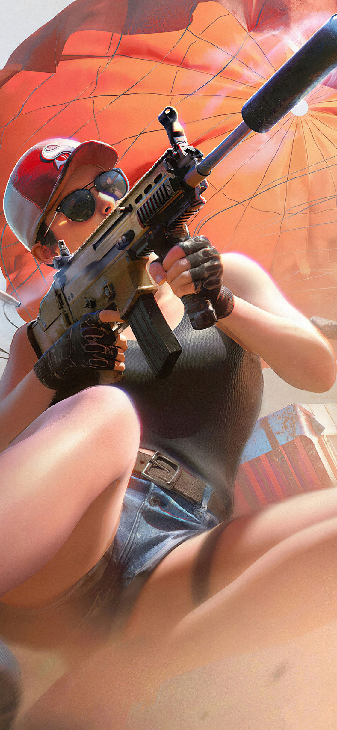 Pubg IPhone Backgrounds Cool backgrounds in 2020 Girl