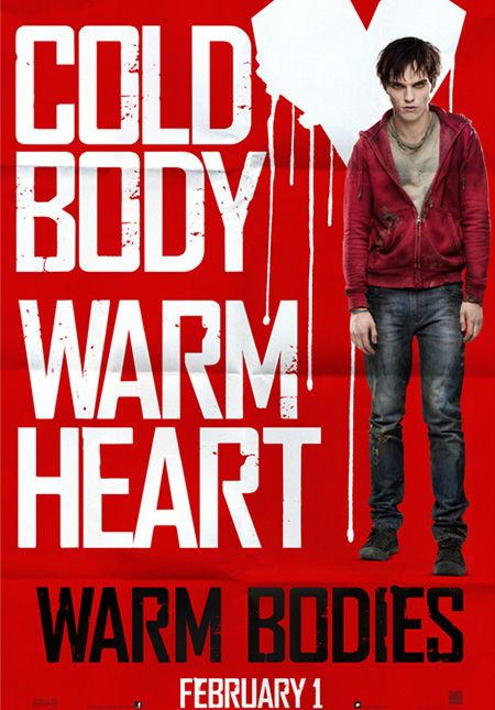 Warm Bodies Mi Novio Es Un Zombie Movie Time Cine Nicholas
