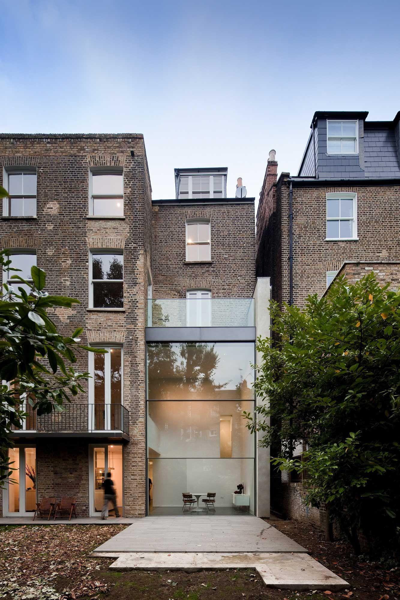 Old Castle, New Terrace by Concrete Architectural Associates