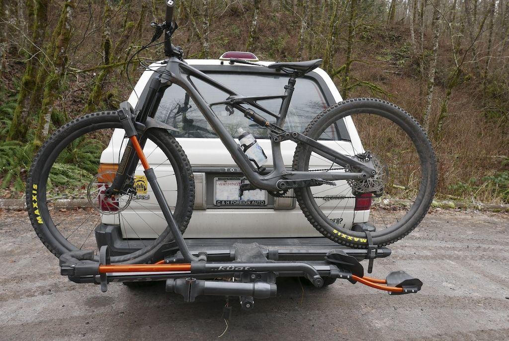 Kuat Nv 2 0 Rack Review Pinkbike Bike Parts Bike Stationary Bike