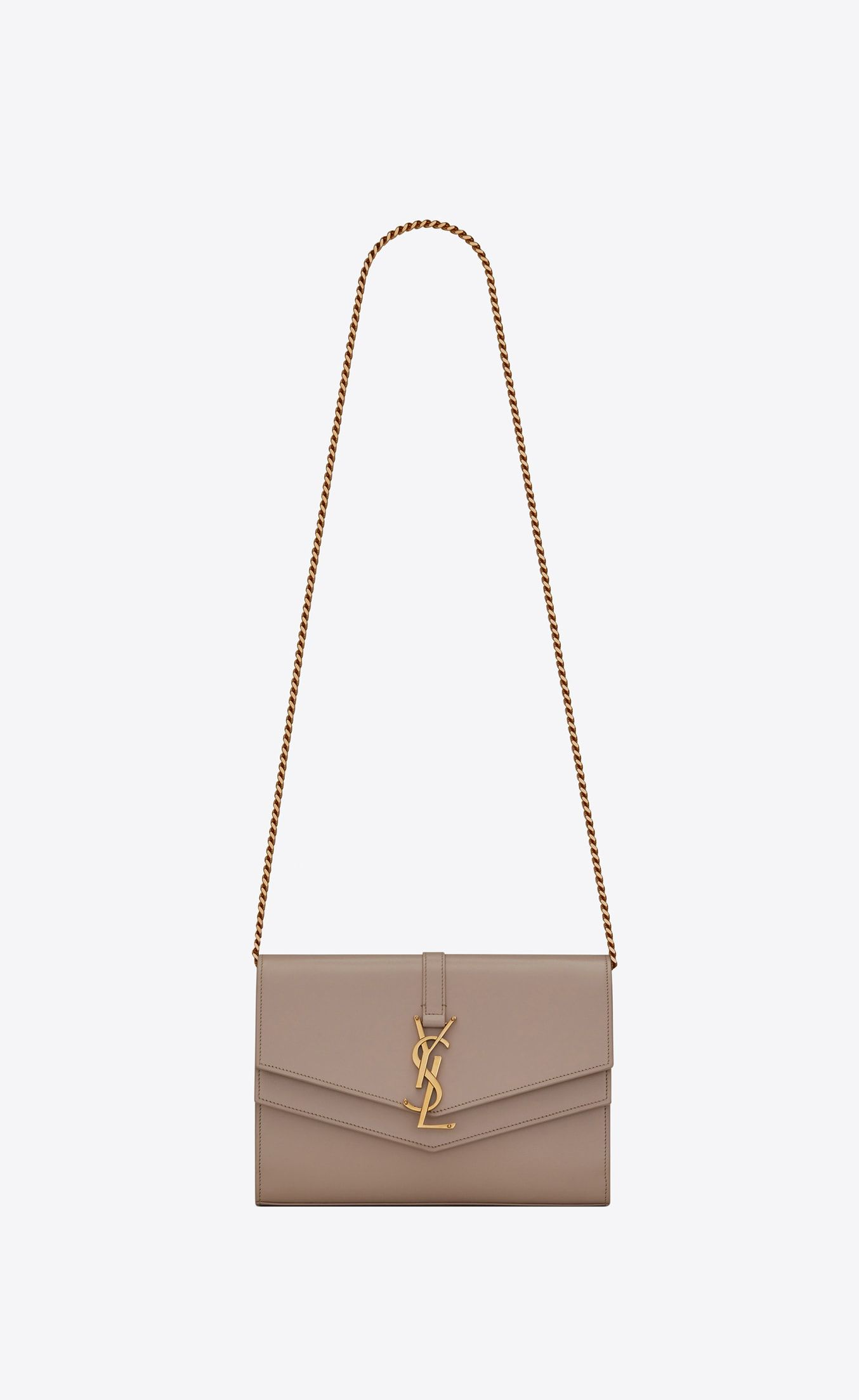 c25cda8f260 Sulpice chain wallet in smooth leather in 2019 | purses | Wallet ...