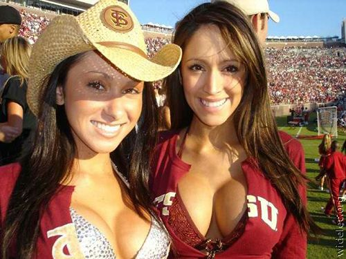Busty college girls gif think