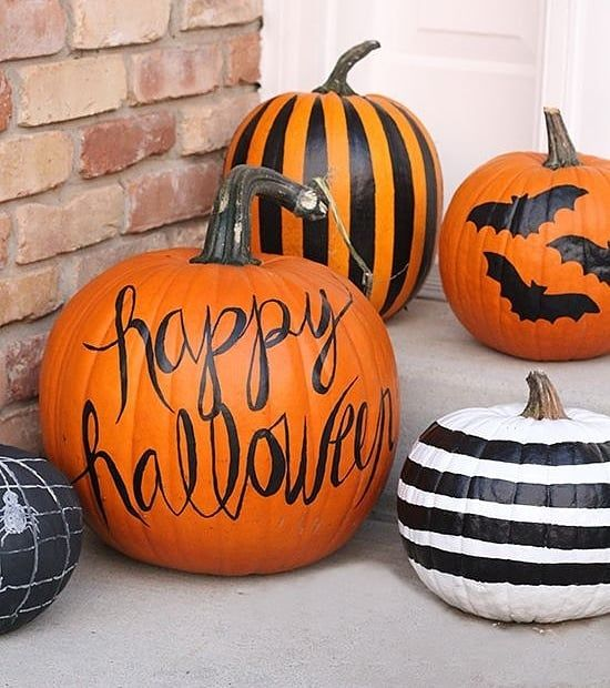 "petsrloveaurora@gmail.com on Instagram: ""#cute #fall #autumn #pumpkin #halloween #pumpkins #nice #beautiful #amazing #love #home #crafts #decorations #decor #lovethis #decoration…"" #pumpkinpaintingideas"