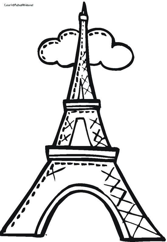 Pin By Prek On Preschool Class Eiffel Tower Drawing Easy Eiffel Tower Craft Eiffel Tower