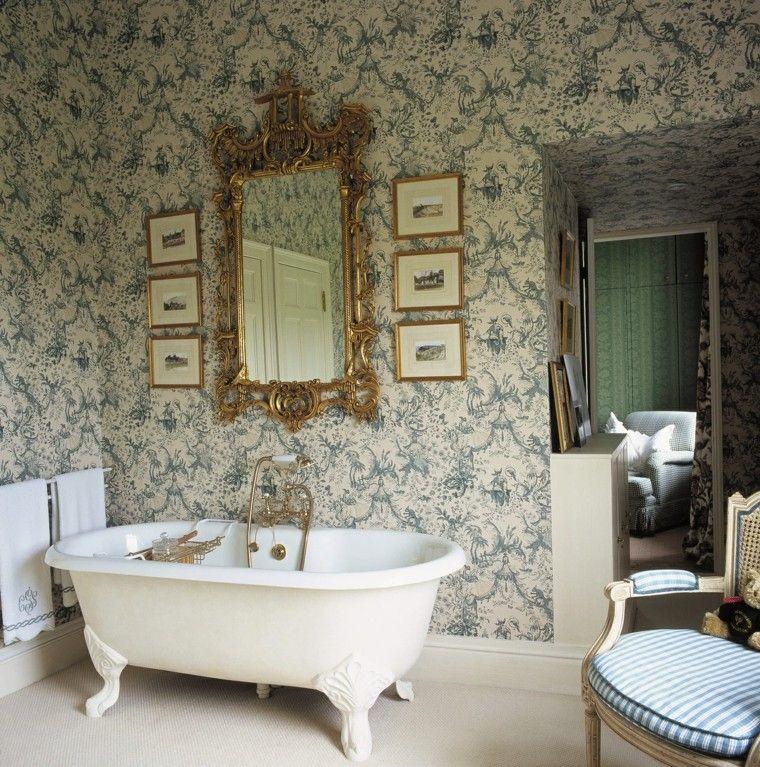 Banos De Epoca.Epoca Victoriana Muebles Con Fantasia Romantica Cuarto De