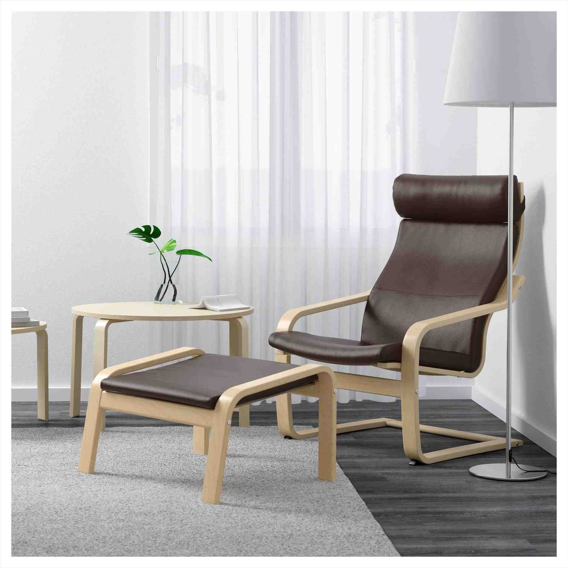 Chair And Ottoman Set Ikea Ikea Leather Chair Chair And Ottoman
