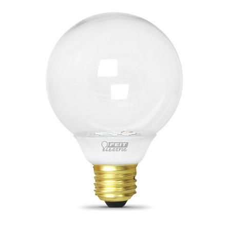 Feit Electric Bpg25 Cl Led Rp 12 Watt Clear Accent Led Light Bulb Walmart Com Led Light Bulb Led Lights Led Light Bulbs