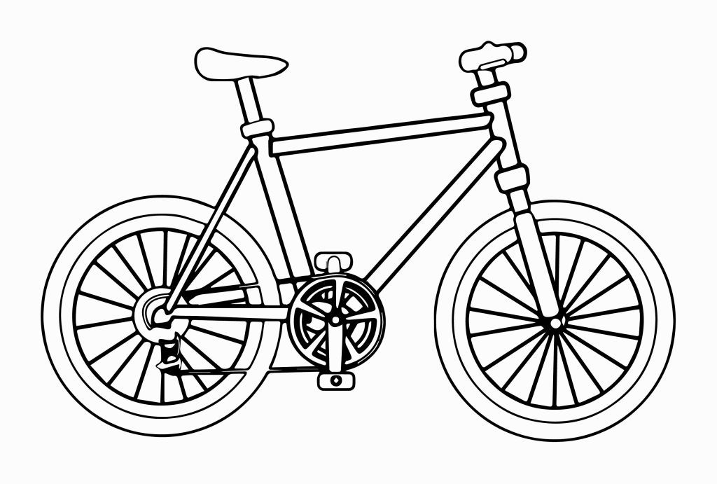 Bicycle Coloring Pages Coloring Pages My Little Pony Coloring