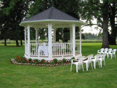 Small Gazebo Wedding Ideas Outdoor Wedding Gazebo Gazebo Wedding Small Outdoor Wedding