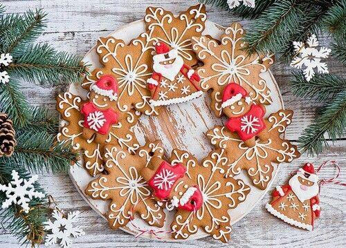 Картинка с тегом «christmas, Cookies, and winter»