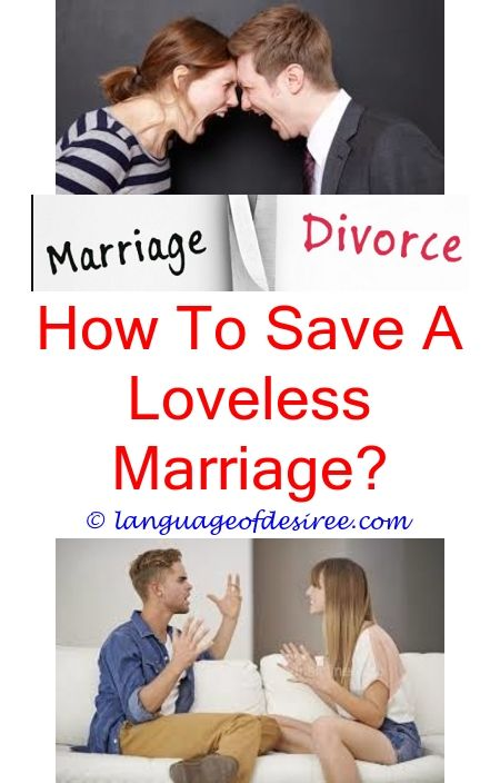 How to save a loveless marriage