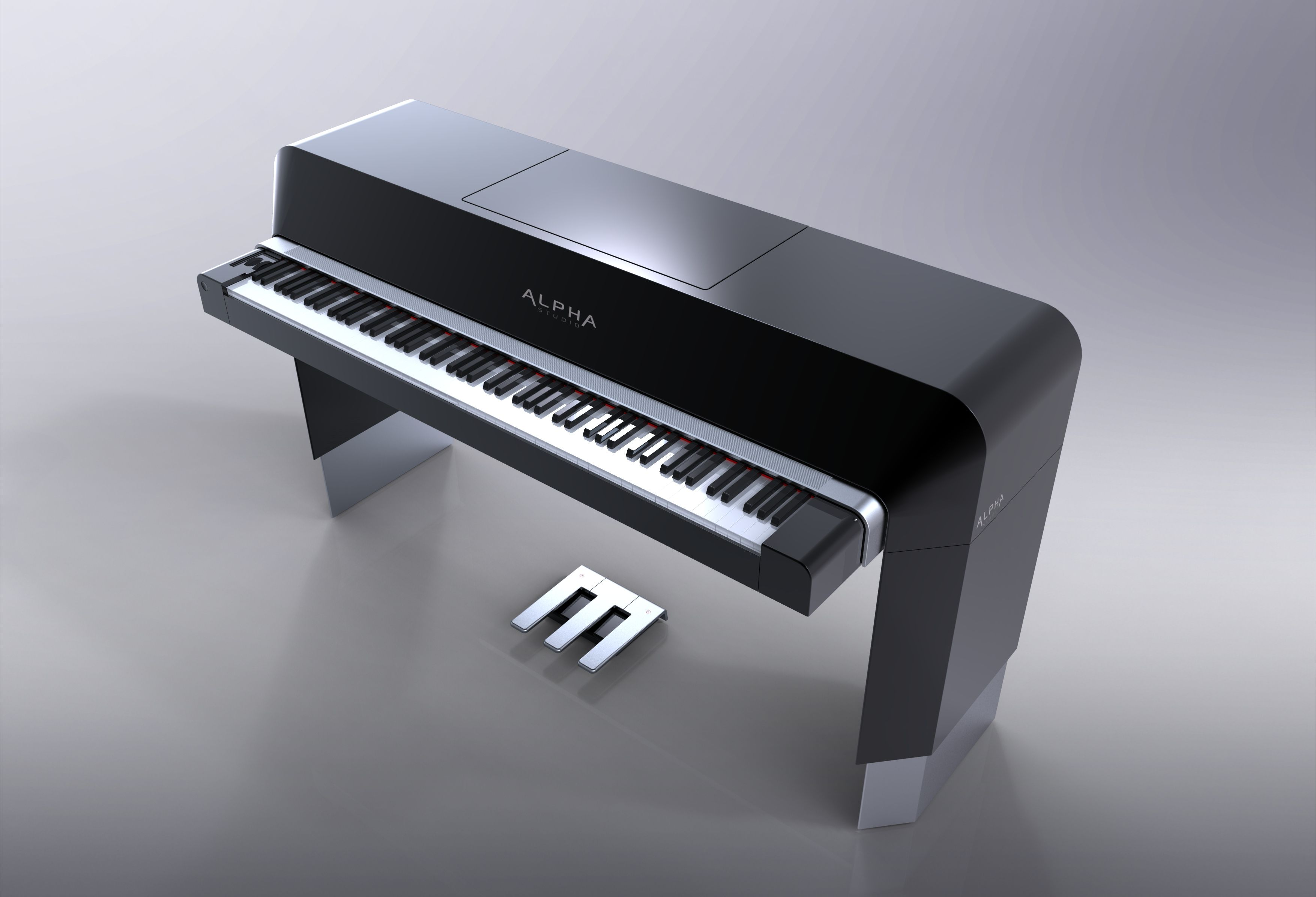 Alpha Piano For Weinberger