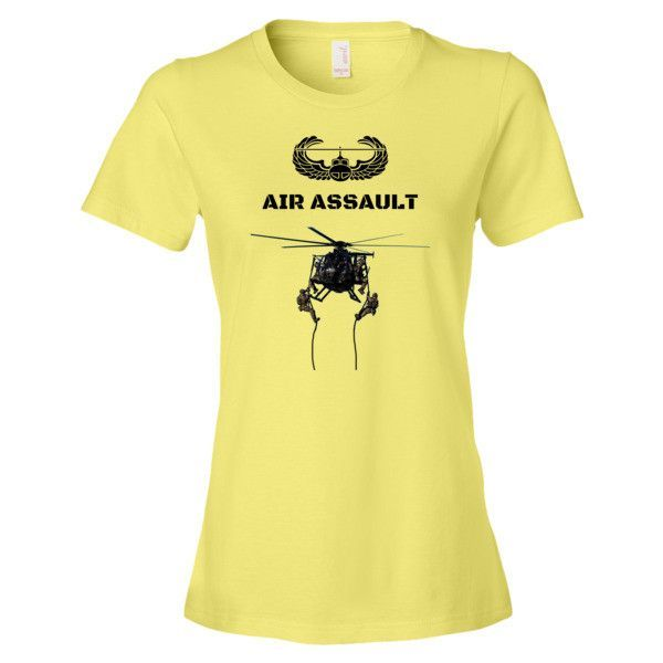 Ladies Air Assault in Action T-Shirt