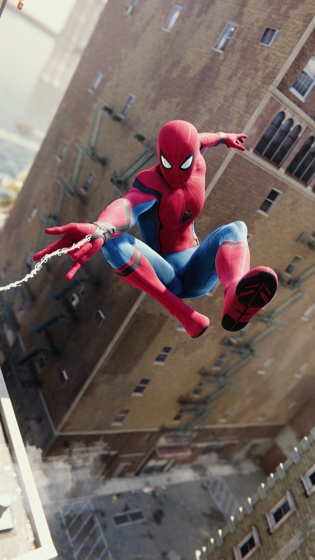 Spiderman Spidermanps4 Marvelsspiderman Marvel Sony Superhero Wallpaper Amazing Spiderman Avengers Wallpaper