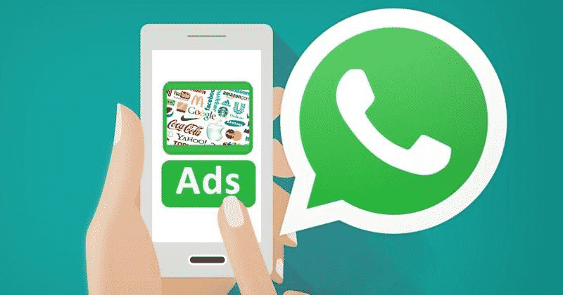 Ads on Whatsapp