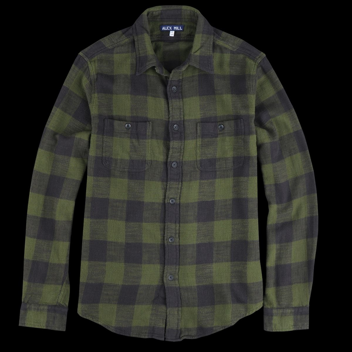 Flannel over shirt  Alex Mill  Flannels