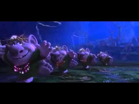 La reine des neiges : la chanson des trolls