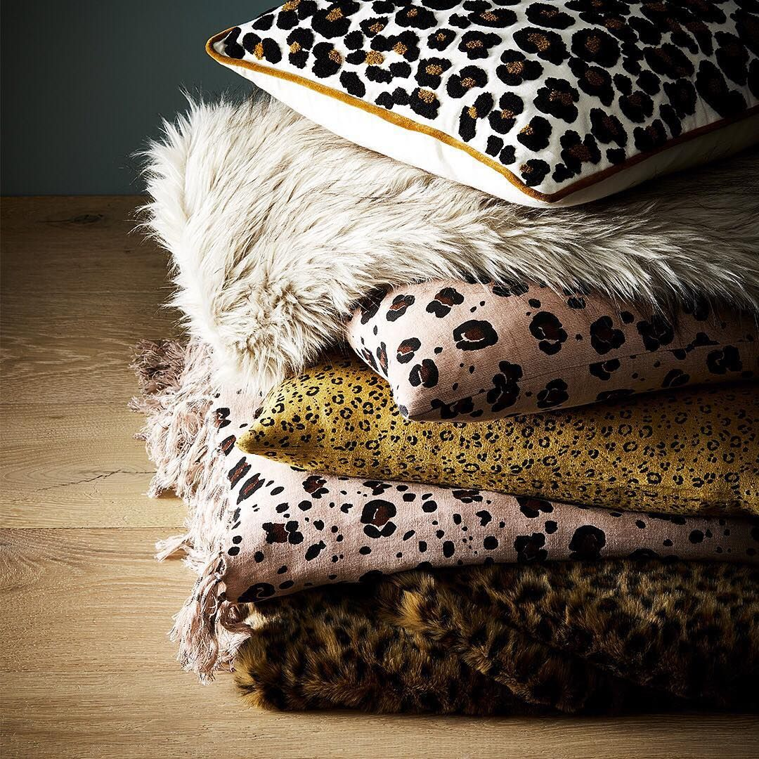 Adairs On Instagram Discover Your Style Autumn Is All About Layering Animal Prints And Textures To