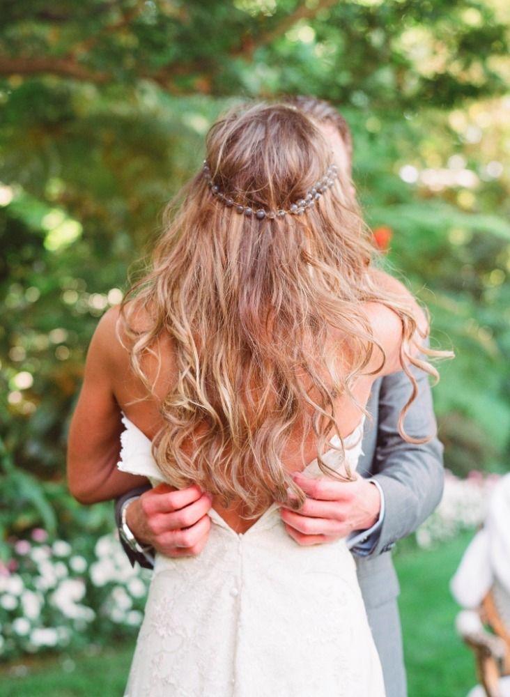 Wedding Hair, Stylist: Kevin Moshier - Los Angeles Wedding  http://caratsandcake.com/lisaandmichael