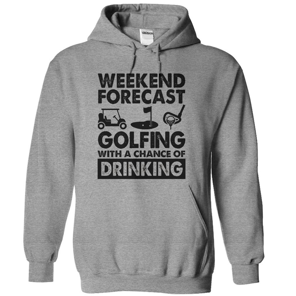Weekend Forecast Golf With A Chance Of Drinking