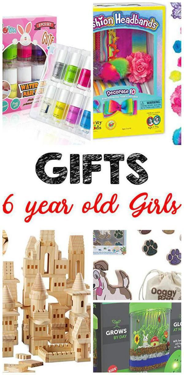 Best Gifts for 6 Year Old Girls 2019 (With images) | 6 ...