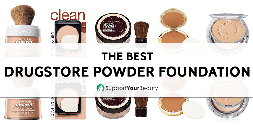Best Drugstore Powder Foundation Updated 2020 Best Drugstore Powder Drugstore Powder Foundation Drugstore Powder