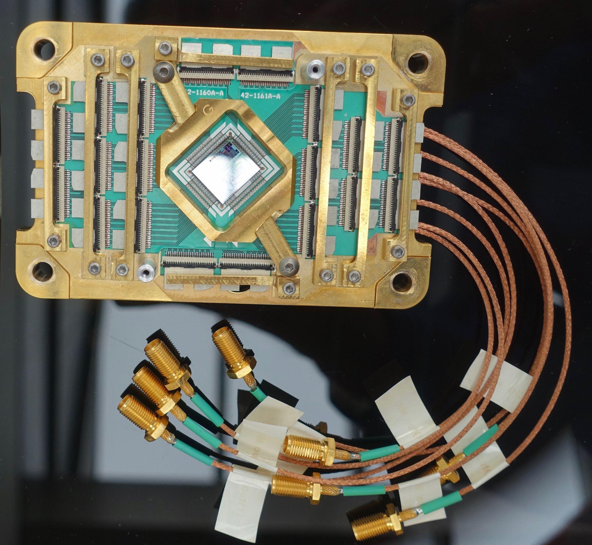 Eu Call Quantum Computing Miniaturised Qubit Platform Mass