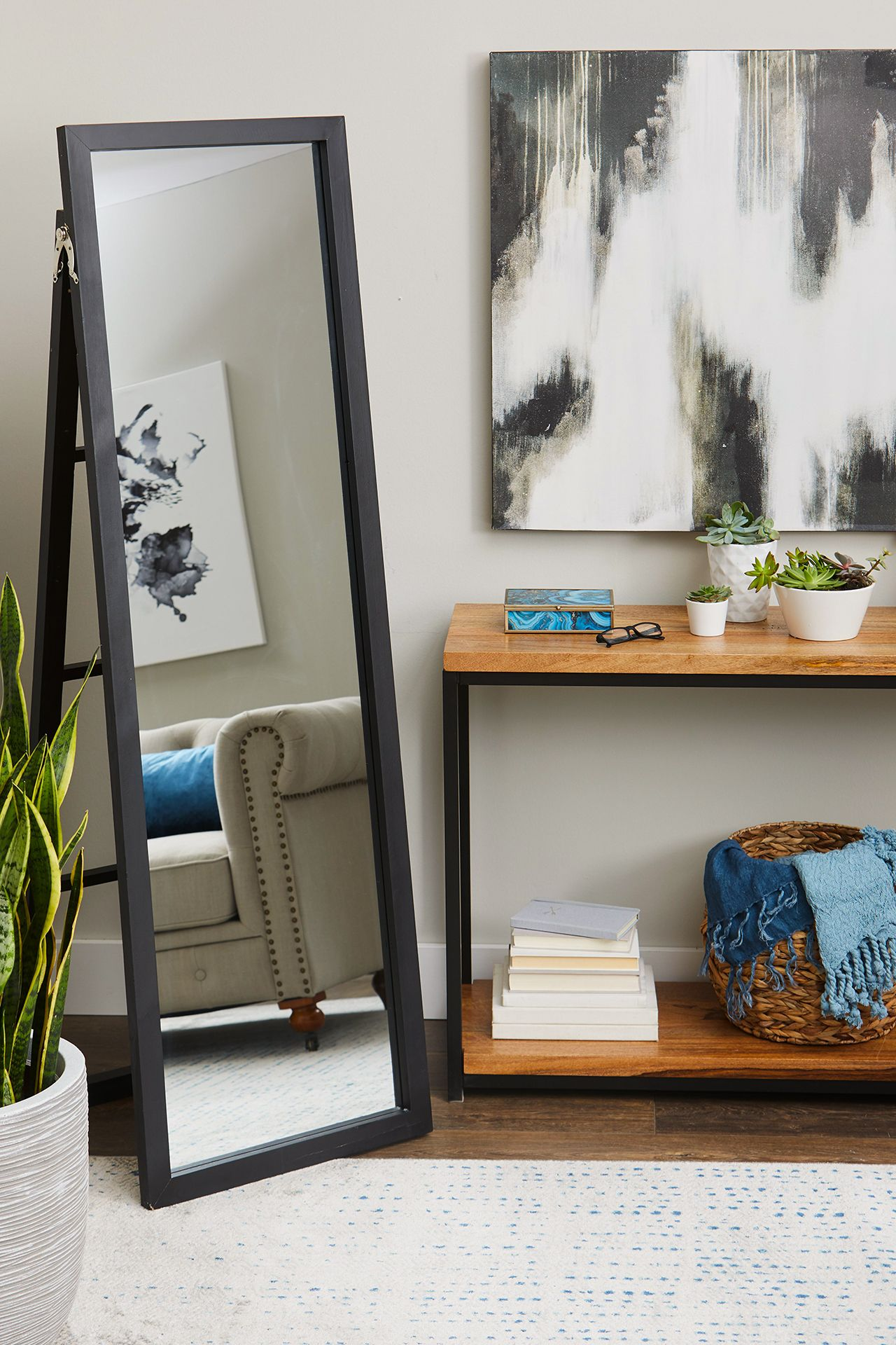 Brighten Your Space By Decorating With Mirrors Living