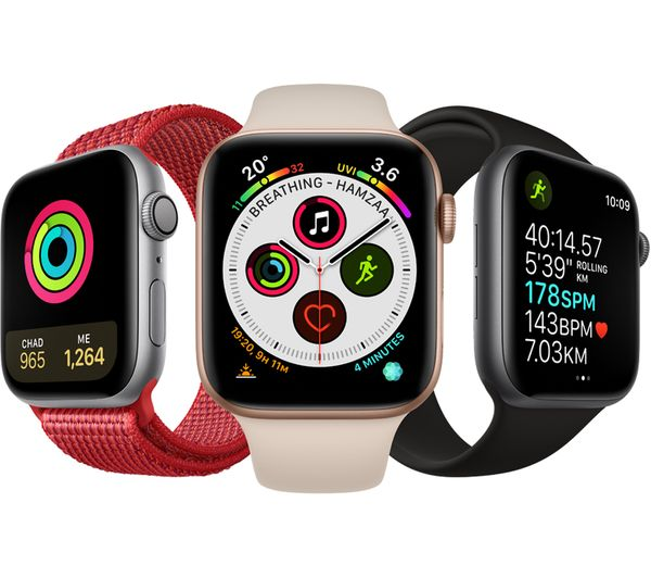 Get the Brand New Apple Watch 4 Now! available to usa