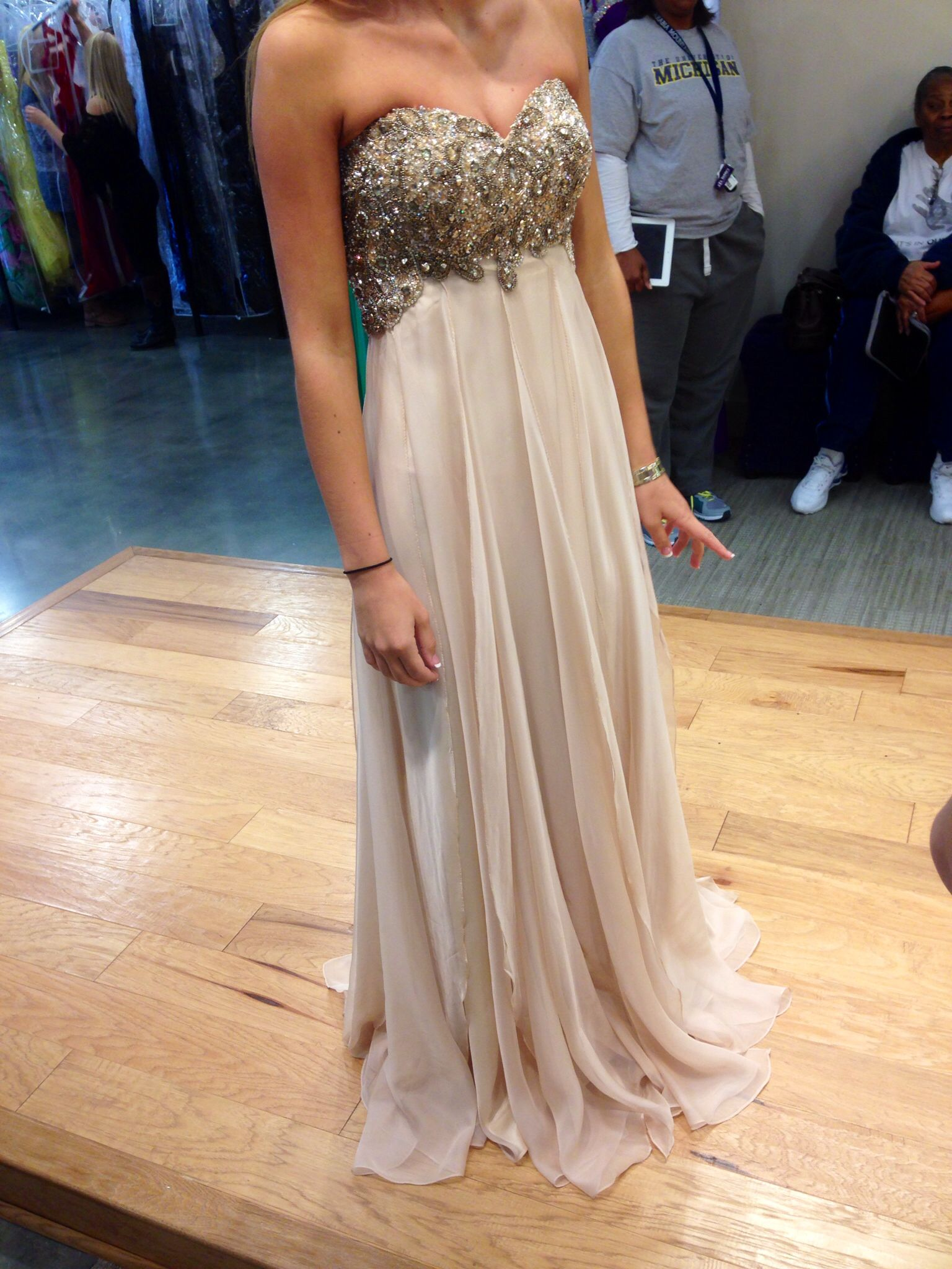 Prom dress prom dress pinterest prom homecoming and nude