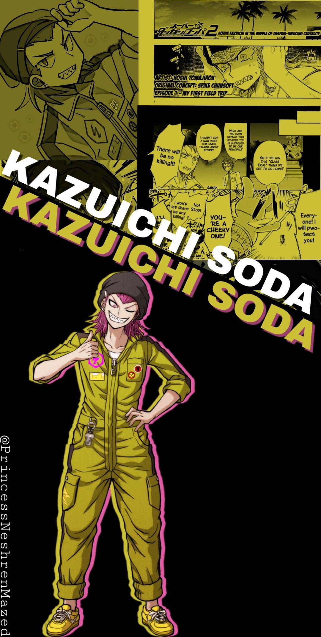 Kazuichi Soda Wallpaper Anime Wallpaper Cute Anime Wallpaper Danganronpa