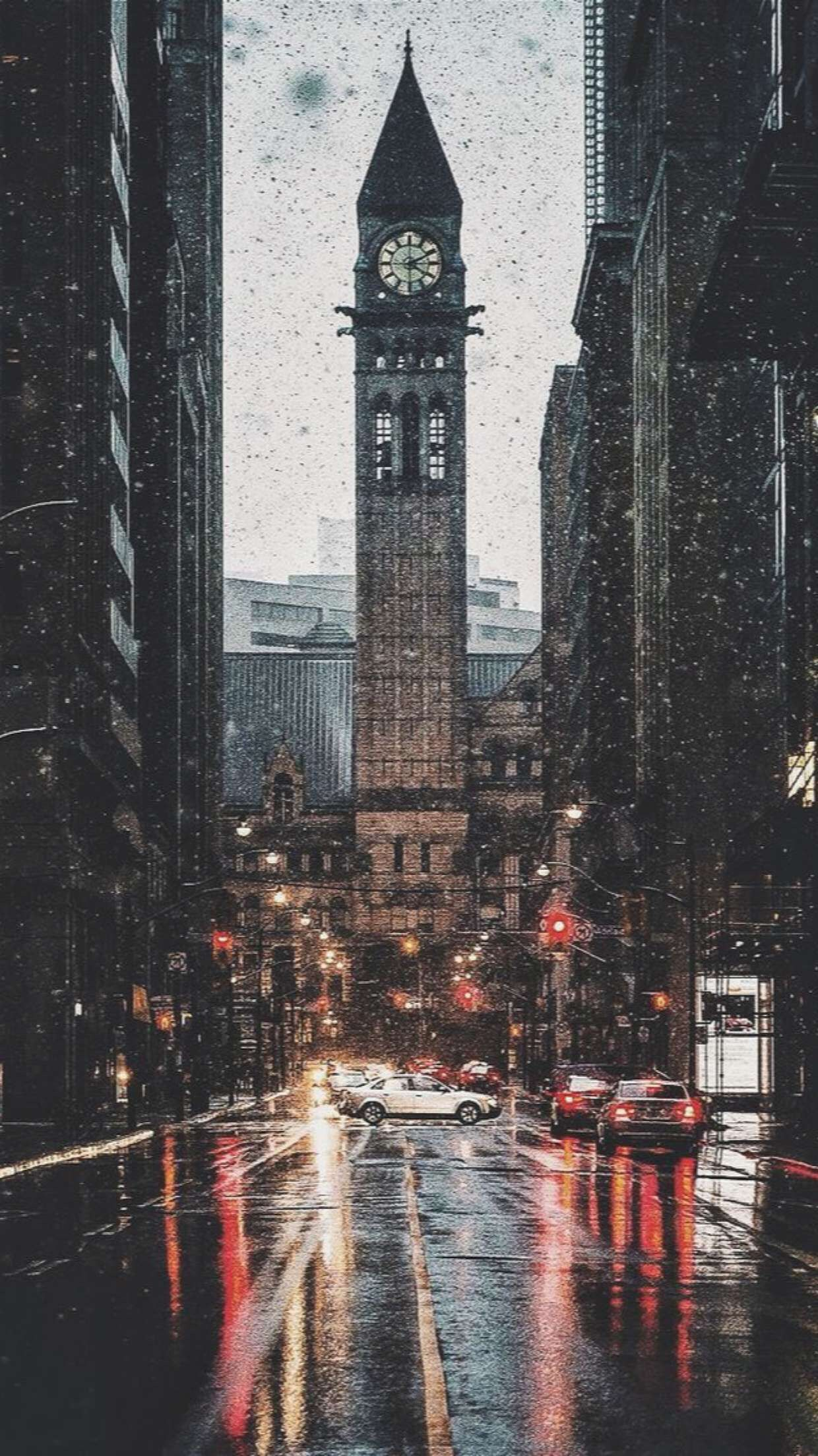 Rainy Day In London Scenery Beautiful Places Photography