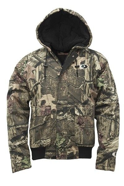 d75312da99a3a Walls® Mossy Oak Insulated Hooded Jacket | Camo Clothing for Men ...