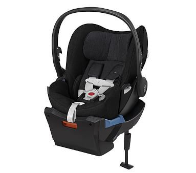 Cybex Cloud Q Plus Rearfacing Infant Car Seat Midnight