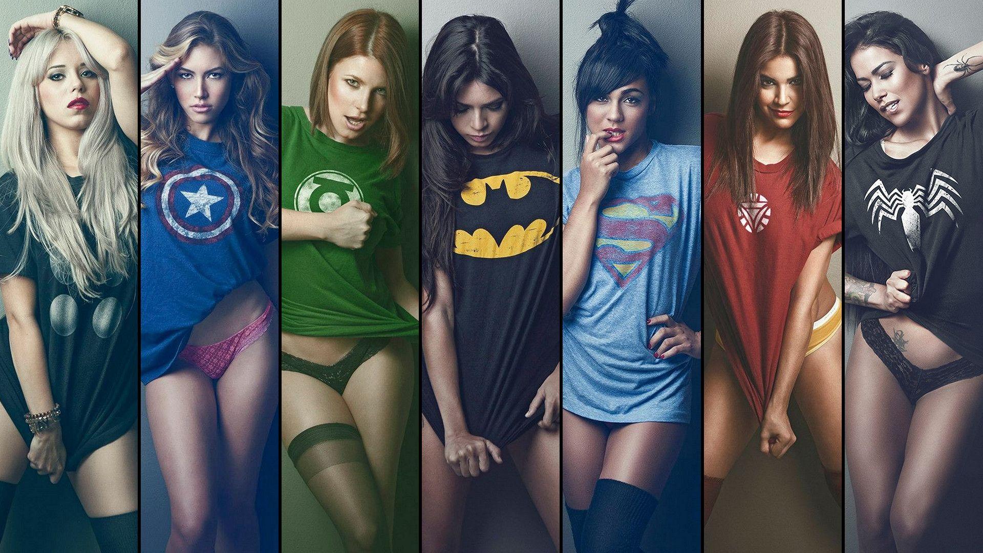 super sexy women screensaver