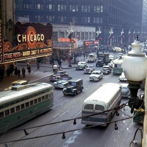 Chicago 1949 Chicago City Chicago Photos Chicago