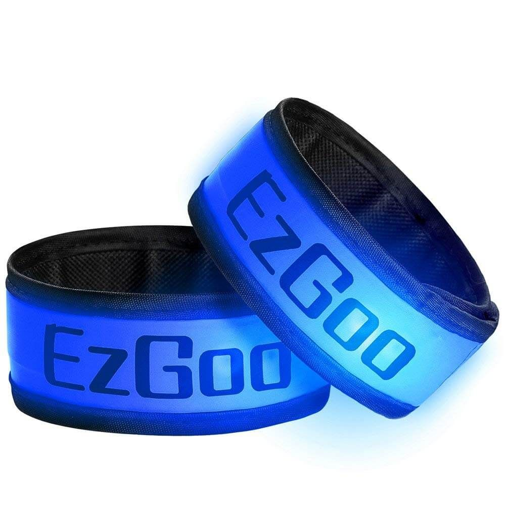 ezgoo trane cgam chiller wiring diagram led armband 2 pack slap band light for running sports glow bracelet uhotdeals coupon promocodes discount sale