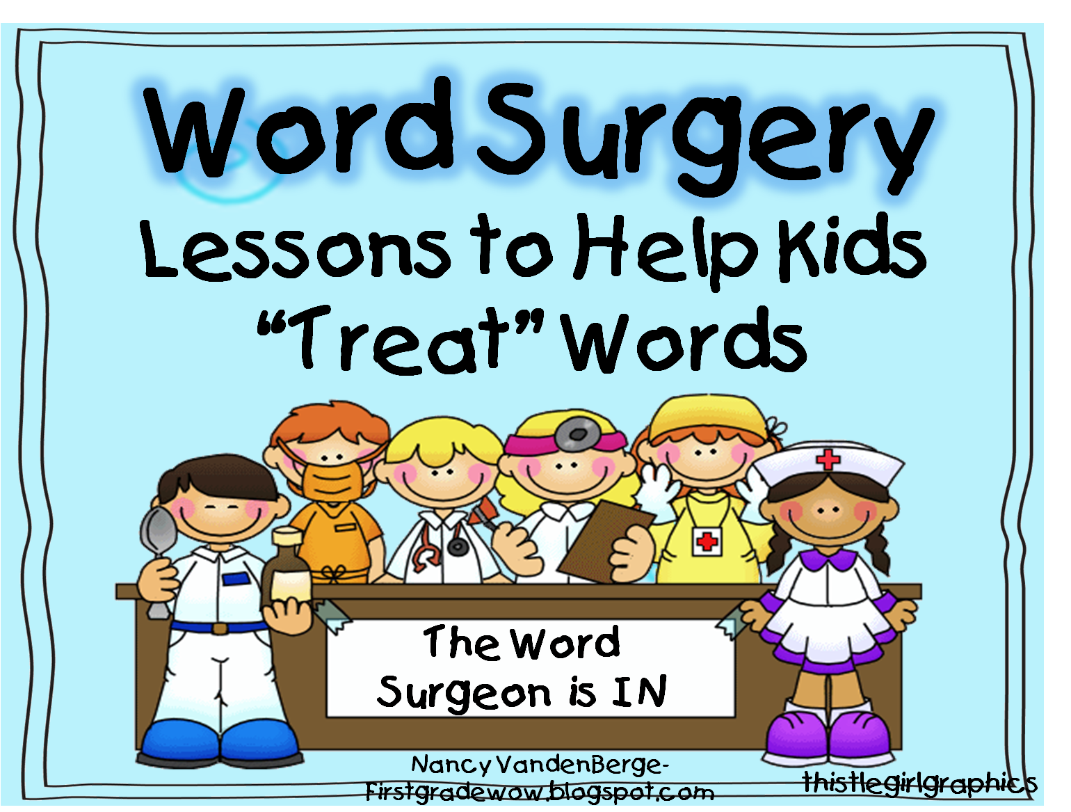 Word And Sentence Surgeons