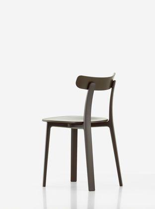 apc all plastic chair by jasper morrison for vitra - Plastic Chair
