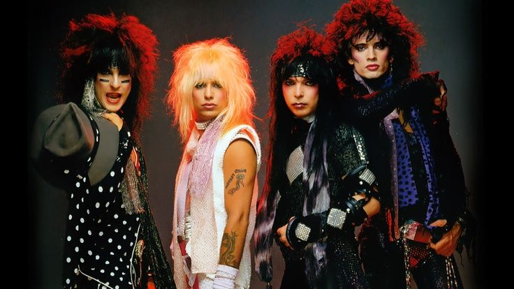 big hair bands - Google Search | Vince Neil and Motley Crue ...