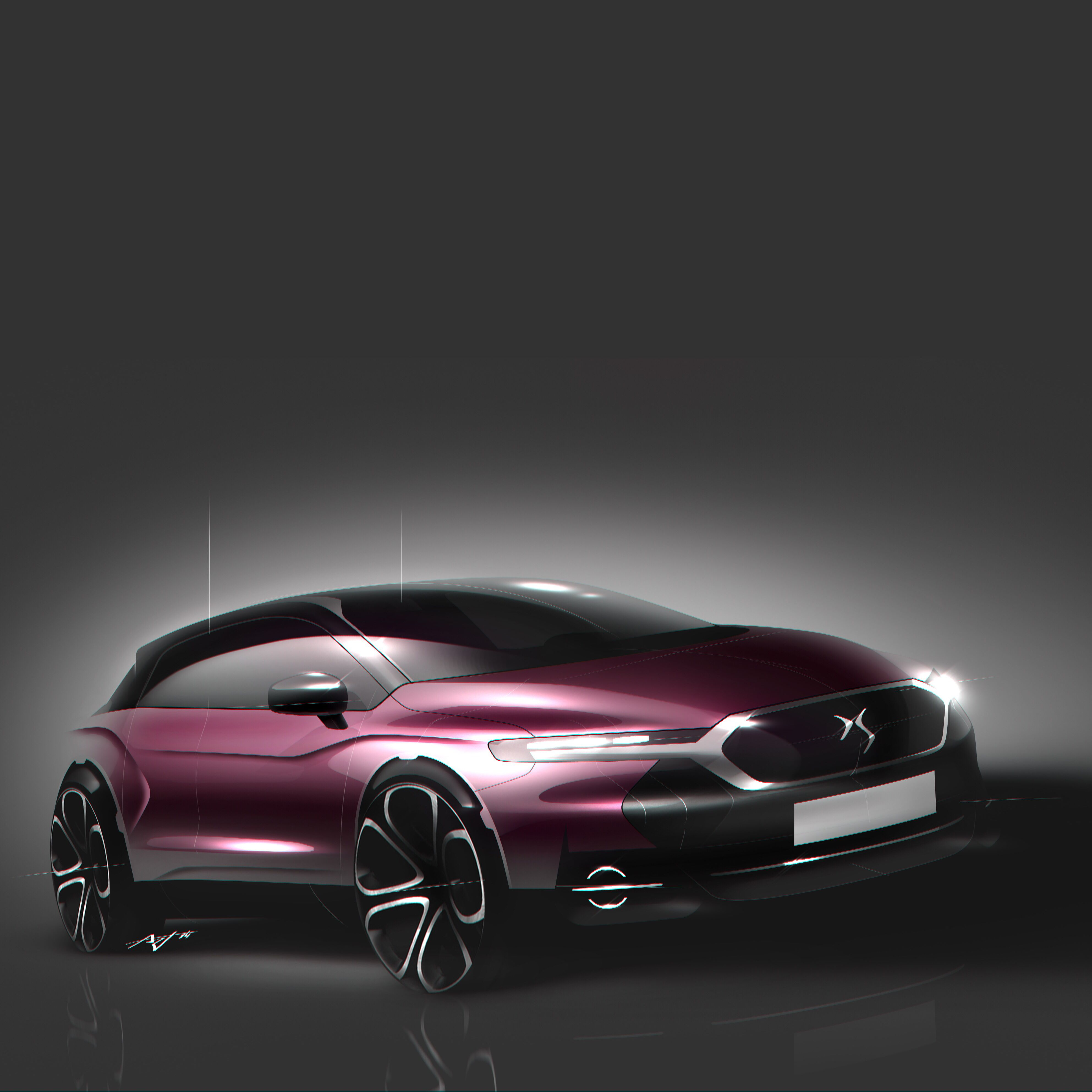 Peugeot\'s keep getting prettier... but will they ever look this good ...