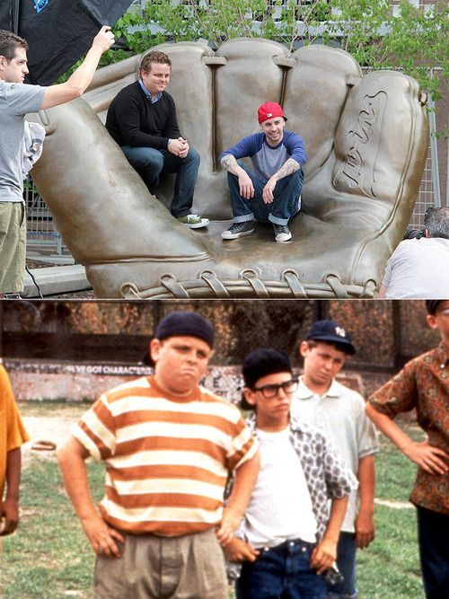 the sandlot, 20 yr reunion