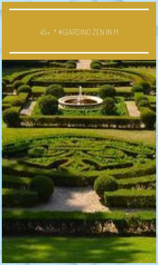 Photo of 45+ * # zen garden in miniatura 45+ * # giap garden – DIY Garden #gi …