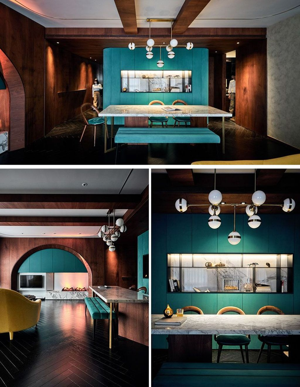 32 turquoise interior design inspiration turquoise is indeed a color that has been famous for a long time even today but its popularity is getting