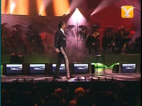 Alejandro Fernández, Abrázame, Festival de Viña 2006 - YouTube