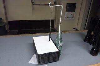 homemade seismograph