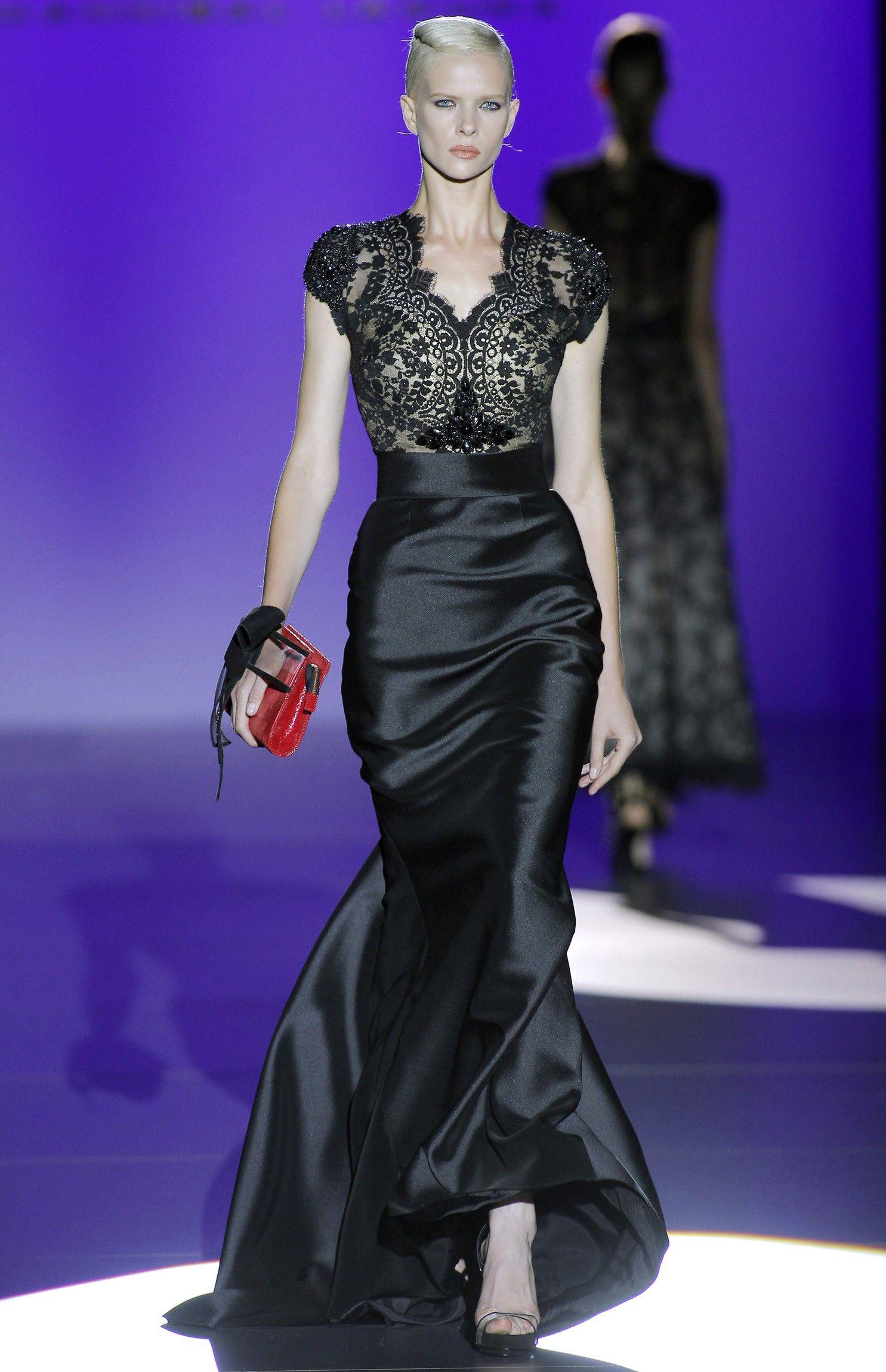 Vestidos de Fiesta - Colección 2016 Hannibal Laguna | Fashion Fever ...