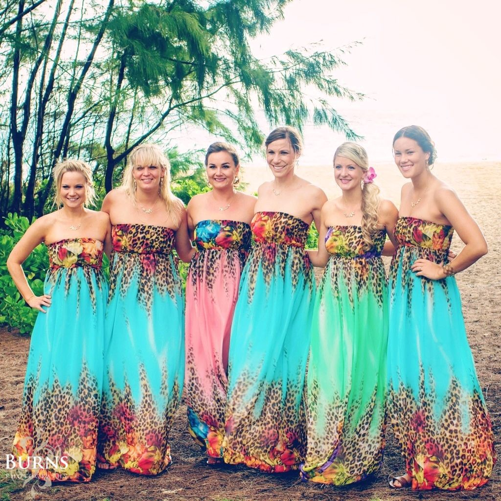 Here ya go girls! Maybe there is an Ed Hardy or Defye bridesmaid ...