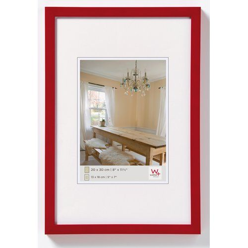 Photo of Brambly Cottage Wall Frame Peppers   Wayfair.de