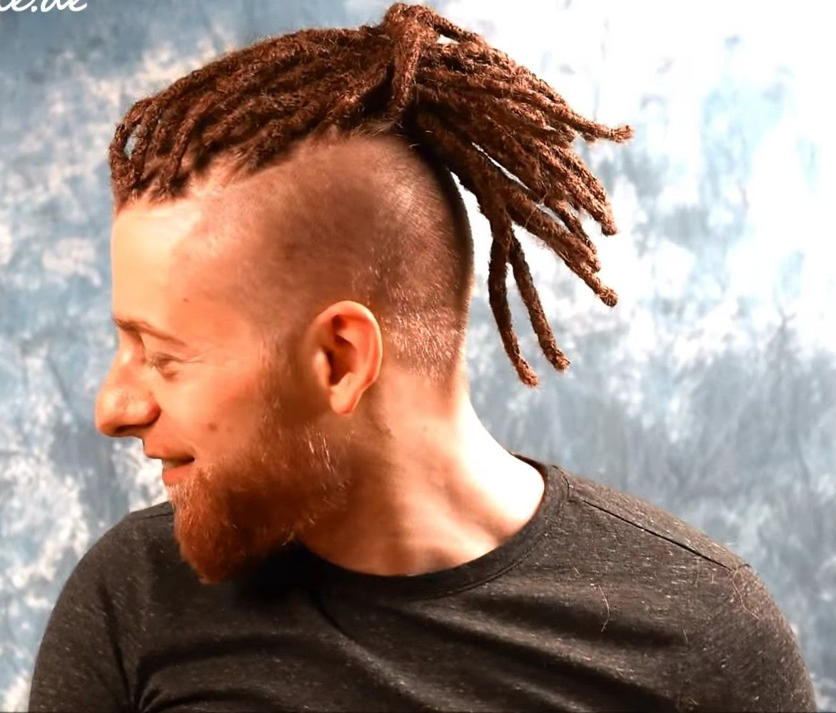 Pin By Cliffy Slocum On Dreads Hipster Hairstyles Hair